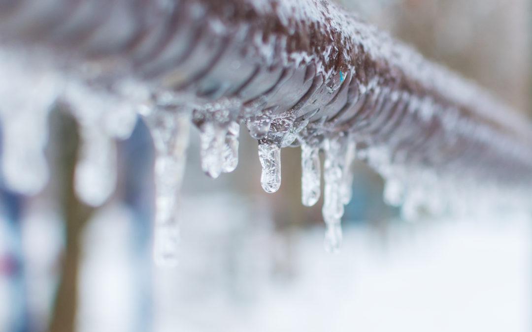 Frozen Burst Pipes
